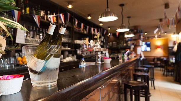 Le restaurant - L'Horloge - Restaurant Paris 75011